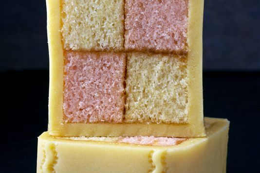 Cake & Bake Show Star Speaker Claire Clark show off retro baking with this perfect Battenberg Cake!