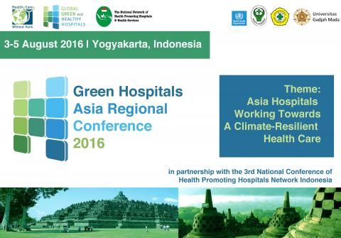 GGHH 2016 Conference | Asia Hospitals Working Toward A Climate-Resilient Health Care | Health Care Without Harm