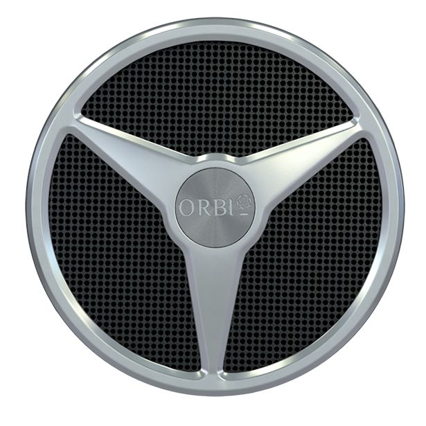 A caixa de som ORBI pode se conectar com qualquer dispositivo bluetooth e tem alcance de até 10 metros (sem paredes). Dessa forma você poderá desfrutar de suas músicas sem precisar de fios. A ORBI pode ser utilizada com seu smartphone, ipod ou qualquer outro dispositivo bluetooth.