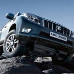 It's Tough at The Top – Toyota Land Cruiser 3.0 D4D