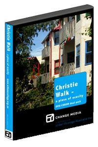 Christie Walk-  A Piece of Ecocity