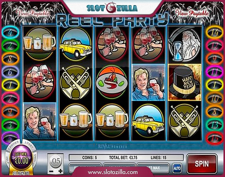 Free 5 reel slots games online at Slotozilla.com - 0