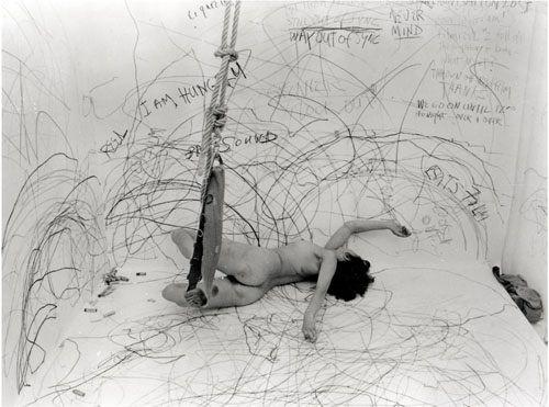 Why Do We Only Know Carolee Schneemann the Performance Artist?
