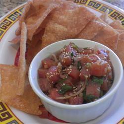 poke tuna tuna 1 ahi poke basic allrecipes poke basic recipe 2lbs ...