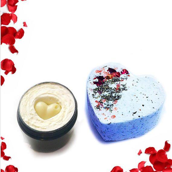 Menstrual Bath Bomb Gift Set