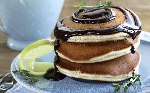 Receta de tortitas con chocolate: http://bit.ly/15tr8OF | Demos la vuelta al día