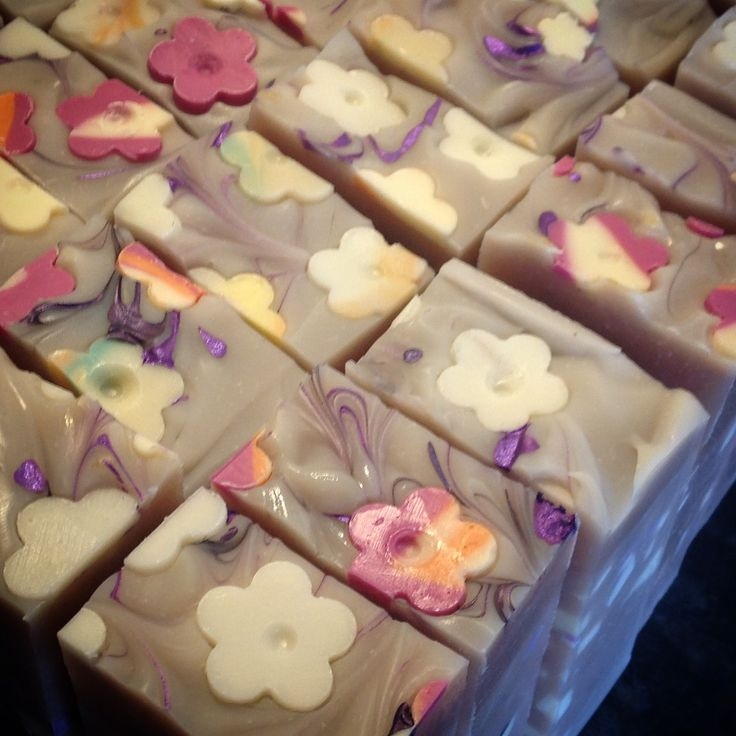 Lavendelsåpe, Lavender soap