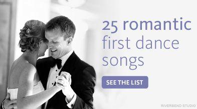 Wedding Music - Wedding Songs  http://www.theknot.com/weddings/photos/gold
