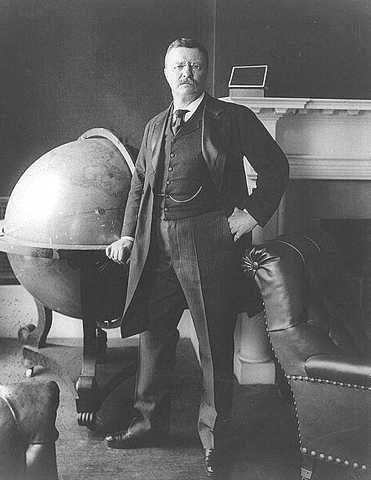 Theodore Roosevelt: Presidential Badass