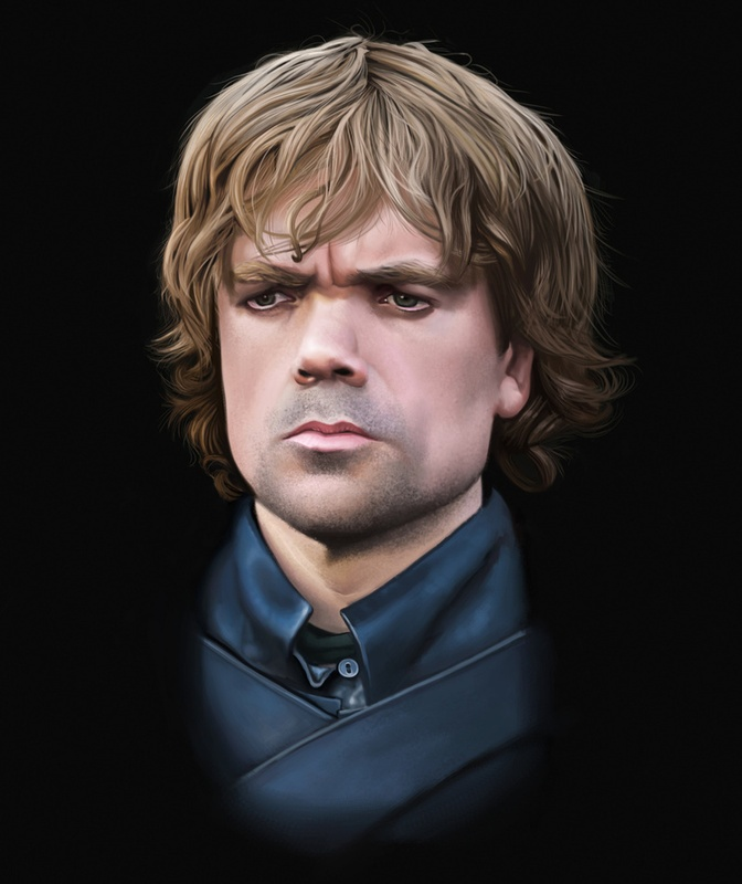 Tyrion Lannister by Naolito