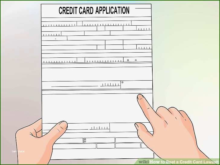 18 Phenomenal Credit Card Lawsuit Answer Template In 2021 Credit Card Application Credit Card Small Business Loans