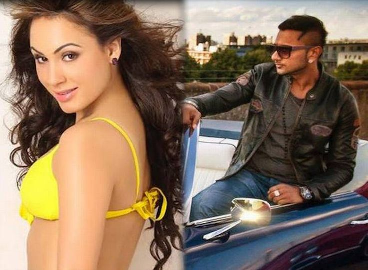 Yoyohs Whats Brewing Between Yo Honey Singh And Deana Uppal The Rapper Who Has Made Every Girl Dance On His Beats