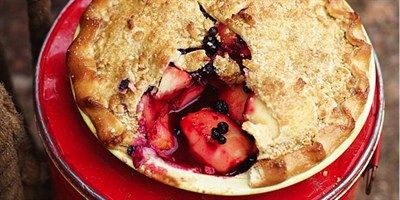 Appleberry Pie  Recipe - LifeStyle FOOD