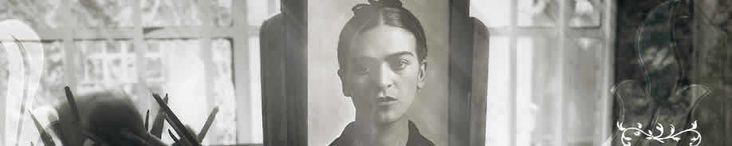 Frida Kahlo, sitio oficial, de los derechos, licencias, productos y familia Kahlo