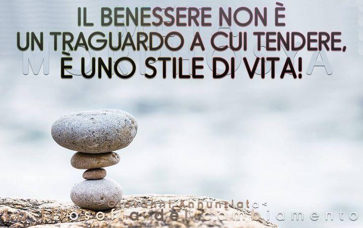 Pillole di Benessere #20... #Metamorphosya #GiovanniAnnunziata #benessere #stiledivita #lafilosofiadelcambiamento #pilloledibenessere