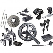 Shimano Ultegra Di2 Group Set 6870 2x11 - External Cable Routing - www.store-bike.com