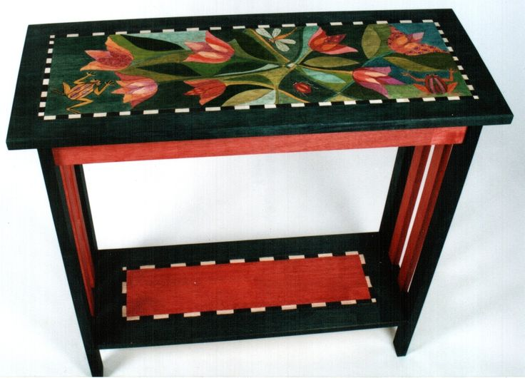 Funky Hall Tables 205 best furniture images on pinterest | painted furniture, funky