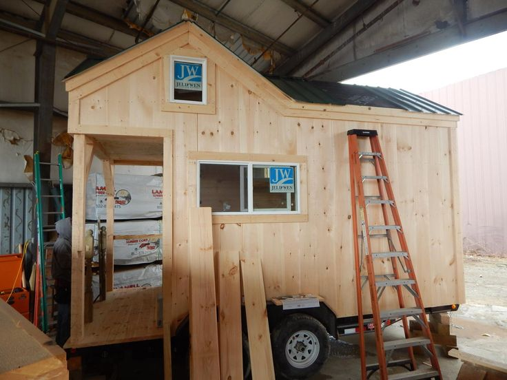 60 best images about tiny houses on wheels jcs on for Home design 8x16