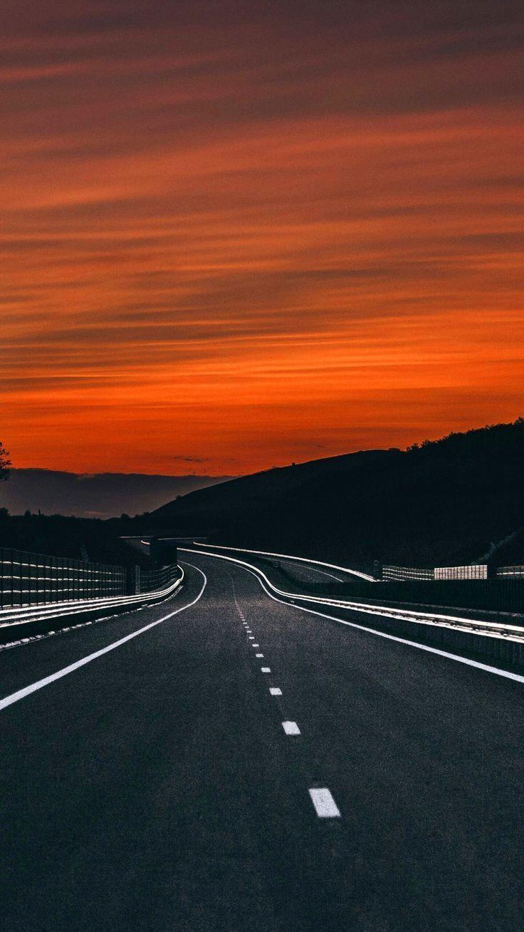 Iphone Hintergrundbild Hintergrundbild Iphone Paisajeurbano In 2020 Landscape Wallpaper Scenery Sunset Wallpaper