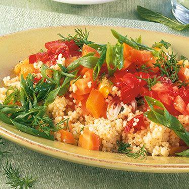 Couscous-Salat Rezept | Küchengötter