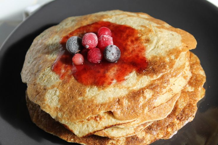 Havermout pannenkoekjes - lekker, vezelrijke pannenkoeken