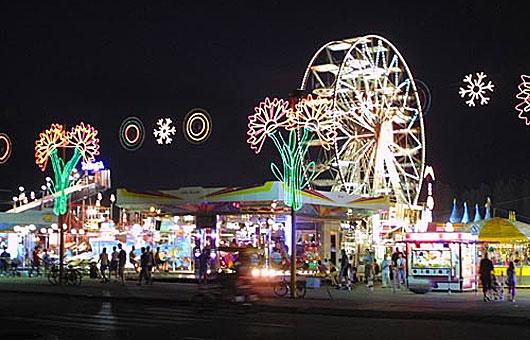 Bibione - Fun Fair