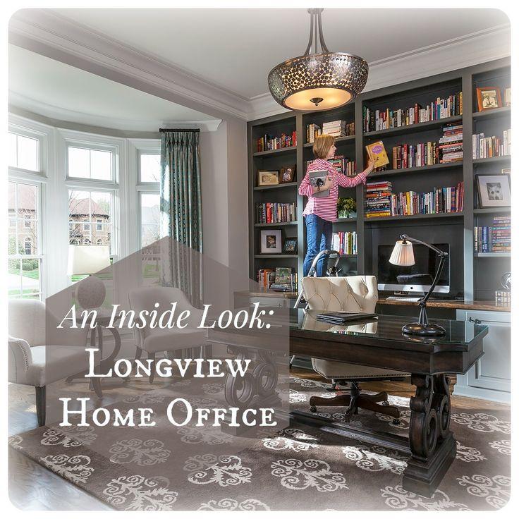 An inside look longview estate office lauren nicole design