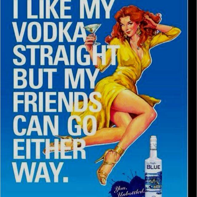 Great print ad.
