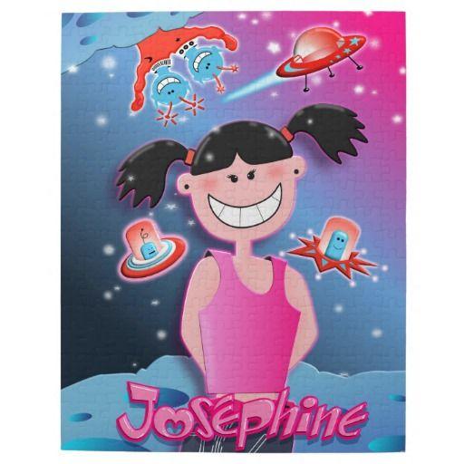 Joséphine Puzzle/Casse-Tête