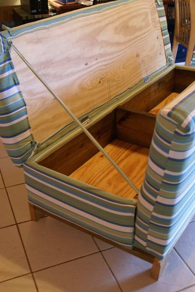 another build your own sofa for hiding valuables