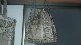dada : Kolekcia noviny . ovečky - batoh