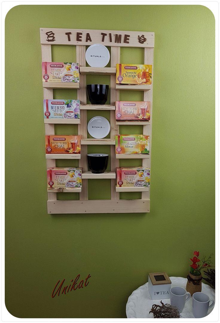 die besten 25 teeaufbewahrung ideen auf pinterest tee organisation tea station und. Black Bedroom Furniture Sets. Home Design Ideas