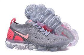 a5b4c13abef2d Nike Air VaporMax Flyknit 2. 0 W Atmosphere Grey Crimson Pulse Total 942843  005 Womens