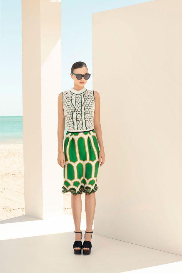 Miranda Kerr for David Jones Spring/Summer 2012 gallery - Vogue Australia
