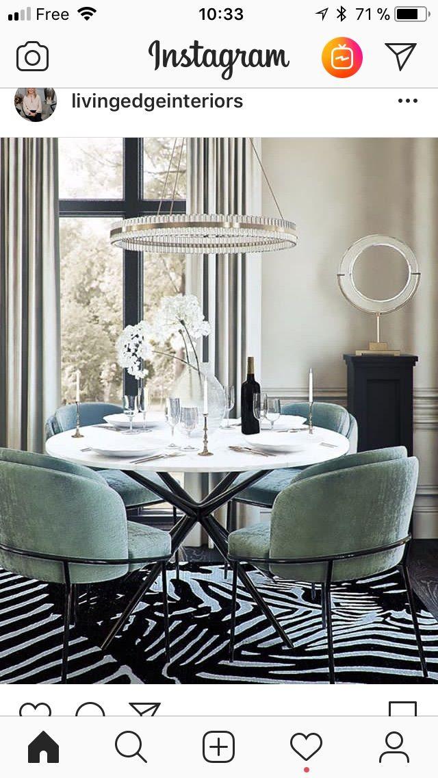 Epingle Par Marie Aude Tran Sur Desmazieres Decoration Moderne Salle A Manger