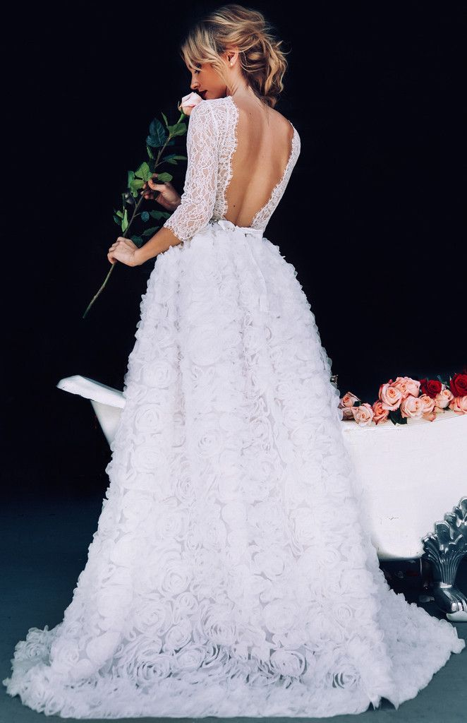 LURELLY VICTORIA GOWN | lurelly.com
