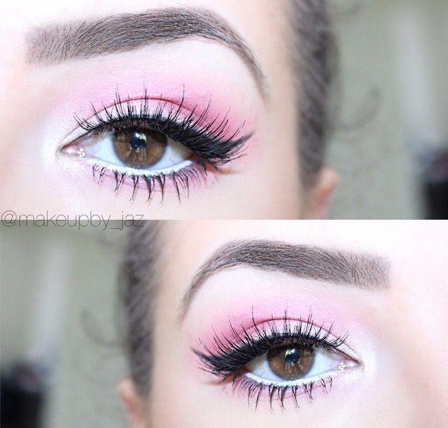 Red Cherry Lashes #47 from @lashcloset www.lashcloset.com on makeupby_jaz #lashcloset