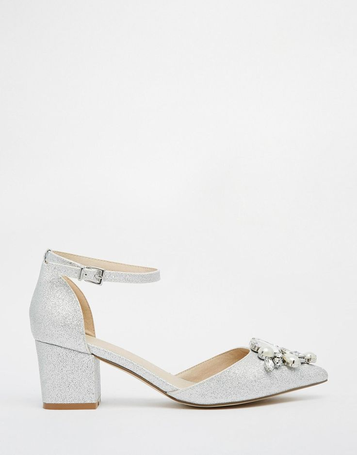 ASOS+SPARKLE+Pointed+Heels