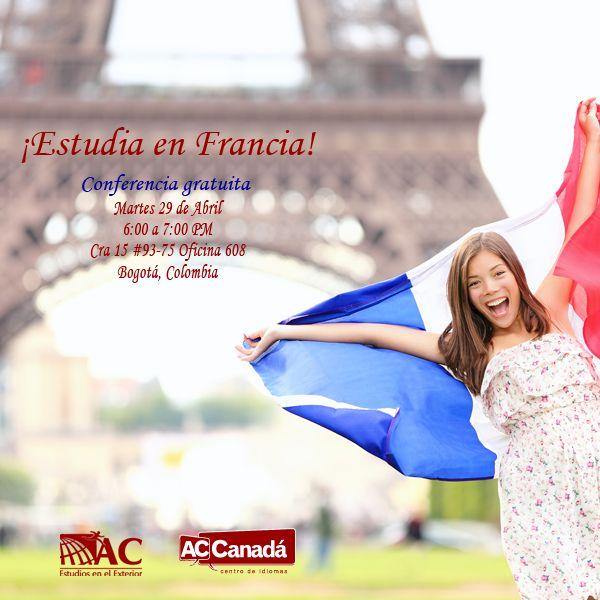 Francia: Un destino con muchos lugares para conocer y un idioma que te va a enamorar.  Estudia con AC estudios en el Exterior, participa en su conferencia gratuita.  Inscríbete: http://190.144.31.94/acsolutions/jobs/publicregistro/RFloRzkzYjBxeUpmSXhmczJndVZvVXViV3d2bmlSMkcwRmdhQzltYXNkYXNkaQ==:7685934234309657453542496749683645/Y2FtcGFpbg==:27/a2V5Zm9ybQ==:RFloRzkzYjBxeUpmSXhmczJndVZvVXViV3d2bmlSMkcwRmdhQzltYXNkYXNkaQ==