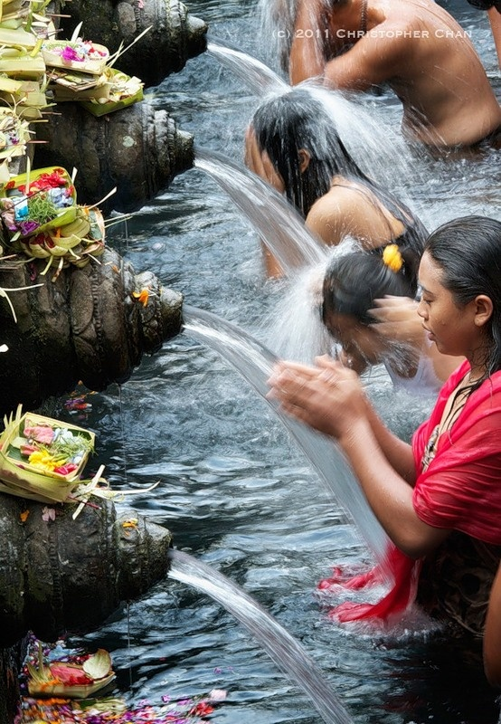 Bali -Tirtha Empul Temple