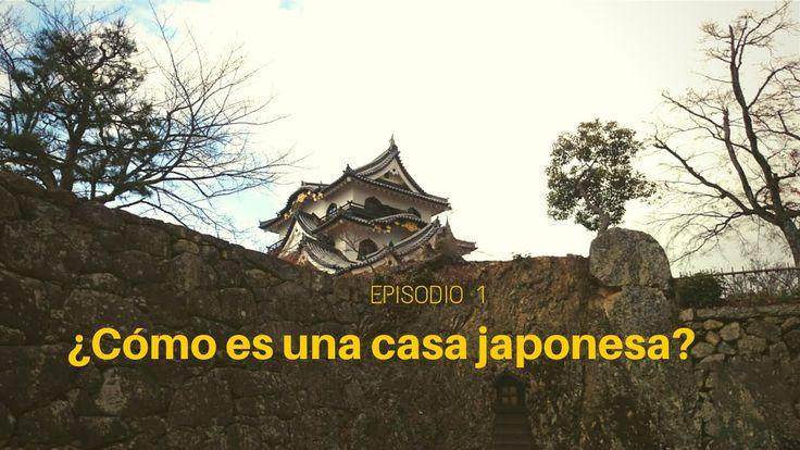 ¿Cómo es una casa tradicional japonesa?