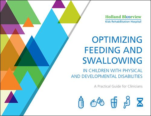 Have Developed An Evidence Based Handbook To Help Guide Clinical Decision Making During Evaluation And Management Of Pediatric Feeding