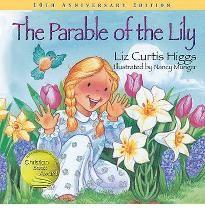The Parable of the Lily - Liz Curtis Higgs; Varsta: 3+; Pilda lui Lily incepe cu un cadou misterios primit intr-o zi de iarna gri si se termina intr-o dimineata de primavara, cu o mare bucurie. Prin aceasta carte copii vor ajunge sa cunoasca puterea harului si a iertarii si adevarata semnificatie a Pastelui.