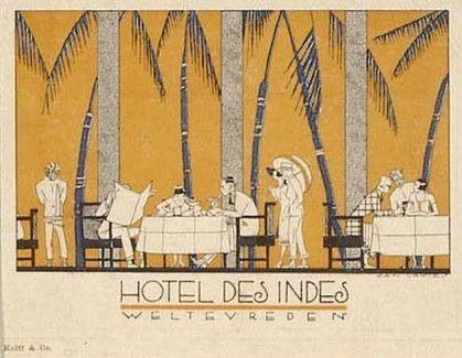 Hotel des Indes, Weltevreden