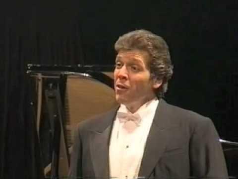 """Thomas Hampson; """"Gute Nacht""""; Winterreise; Franz Schubert - YouTube"""