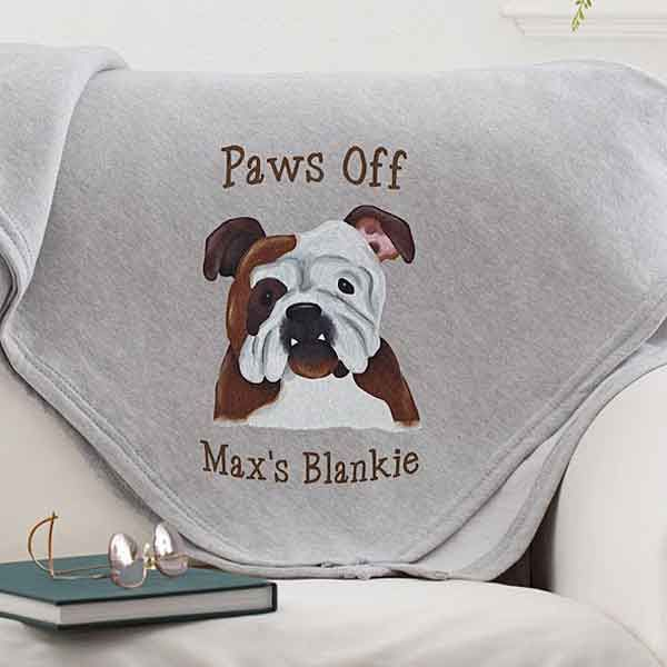 Paws off! This is Max's Blankie! Other breeds available