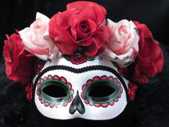 Day of the Dead Mask $125.00