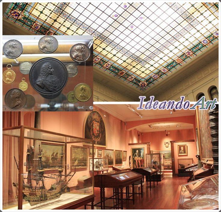 Visitando el Museo Naval en Madrid by IdeandoArt