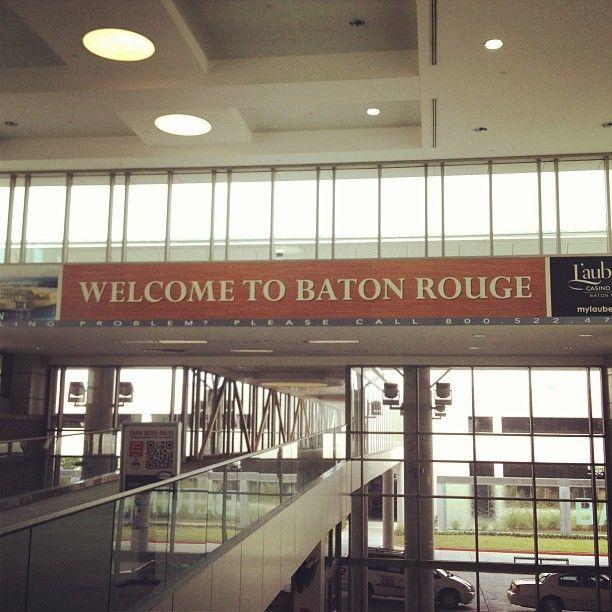 Baton Rouge Metropolitan Airport (BTR) in Baton Rouge, LA