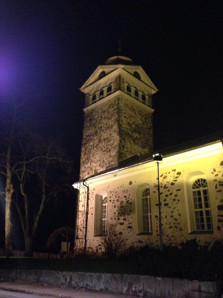 The Evangelical-Lutheran Church of Ekenäs